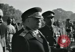 Image of Jawaharlal Nehru at Republic Day parade New Delhi India, 1950, second 5 stock footage video 65675022163