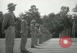 Image of Students going through a pistol drill Quantico Virginia USA, 1942, second 2 stock footage video 65675022168