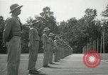 Image of Students going through a pistol drill Quantico Virginia USA, 1942, second 3 stock footage video 65675022168