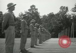 Image of Students going through a pistol drill Quantico Virginia USA, 1942, second 8 stock footage video 65675022168