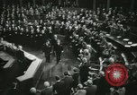 Image of Joint Session of Congress Washington DC USA, 1951, second 4 stock footage video 65675022169