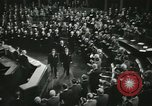 Image of Joint Session of Congress Washington DC USA, 1951, second 5 stock footage video 65675022169