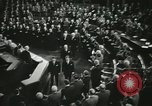 Image of Joint Session of Congress Washington DC USA, 1951, second 7 stock footage video 65675022169