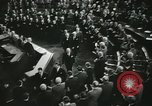 Image of Joint Session of Congress Washington DC USA, 1951, second 9 stock footage video 65675022169