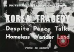 Image of Korean refugees Korea, 1951, second 3 stock footage video 65675022180