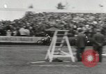 Image of International motorbike race Denmark, 1951, second 10 stock footage video 65675022182