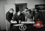 Image of Ed Cereghino San Francisco California USA, 1951, second 2 stock footage video 65675022183