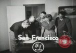 Image of Ed Cereghino San Francisco California USA, 1951, second 4 stock footage video 65675022183