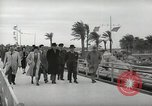 Image of Oil drilling rig Iraq, 1945, second 12 stock footage video 65675022193