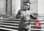 Image of Major General Roy Hoffman Maffrecourt France, 1918, second 2 stock footage video 65675022195
