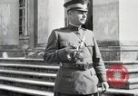 Image of Major General Roy Hoffman Maffrecourt France, 1918, second 4 stock footage video 65675022195