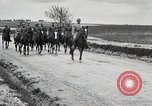 Image of Negro soldiers of the American 369th Infantry Regiment Maffrecourt France, 1918, second 4 stock footage video 65675022196