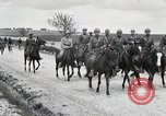 Image of Negro soldiers of the American 369th Infantry Regiment Maffrecourt France, 1918, second 9 stock footage video 65675022196