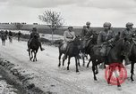 Image of Negro soldiers of the American 369th Infantry Regiment Maffrecourt France, 1918, second 10 stock footage video 65675022196