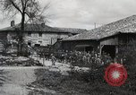 Image of 369 Infantry 93rd Division US Army troops Maffrecourt France, 1918, second 5 stock footage video 65675022198