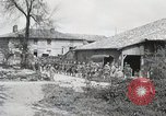 Image of 369 Infantry 93rd Division US Army troops Maffrecourt France, 1918, second 6 stock footage video 65675022198
