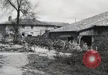 Image of 369 Infantry 93rd Division US Army troops Maffrecourt France, 1918, second 7 stock footage video 65675022198