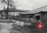 Image of 369 Infantry 93rd Division US Army troops Maffrecourt France, 1918, second 8 stock footage video 65675022198