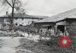 Image of 369 Infantry 93rd Division US Army troops Maffrecourt France, 1918, second 9 stock footage video 65675022198