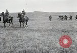 Image of Negro soldiers of 369th Infantry Regiment Maffrecourt France, 1918, second 10 stock footage video 65675022199