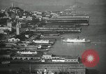 Image of San Francisco harbor San Francisco California USA, 1935, second 4 stock footage video 65675022205