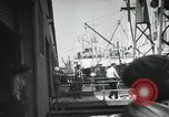 Image of New Orleans harbor New Orleans Louisiana USA, 1935, second 7 stock footage video 65675022208