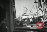 Image of New Orleans harbor New Orleans Louisiana USA, 1935, second 8 stock footage video 65675022208