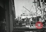 Image of New Orleans harbor New Orleans Louisiana USA, 1935, second 9 stock footage video 65675022208