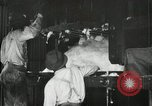Image of Baling the lint of cotton New Orleans Louisiana USA, 1919, second 12 stock footage video 65675022212