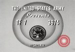 Image of Rifle squad in attack United States USA, 1965, second 3 stock footage video 65675022233