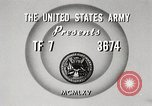 Image of Rifle squad in attack United States USA, 1965, second 4 stock footage video 65675022233
