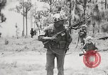 Image of Sergeant Collins' team advances United States USA, 1965, second 10 stock footage video 65675022234