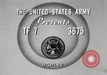 Image of Rifle squad in Defense Part II United States USA, 1965, second 9 stock footage video 65675022238