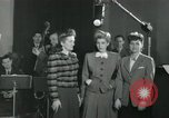 Image of Andrews sisters United States USA, 1944, second 1 stock footage video 65675022241