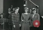Image of Andrews sisters United States USA, 1944, second 3 stock footage video 65675022241
