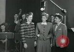 Image of Andrews sisters United States USA, 1944, second 5 stock footage video 65675022241
