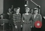 Image of Andrews sisters United States USA, 1944, second 7 stock footage video 65675022241