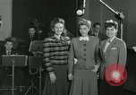 Image of Andrews Sisters United States USA, 1944, second 4 stock footage video 65675022242