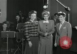 Image of Andrews Sisters United States USA, 1944, second 7 stock footage video 65675022242