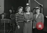 Image of Andrews Sisters United States USA, 1944, second 8 stock footage video 65675022242