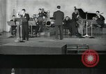 Image of Perry Como and orchestra broadcast song Now New York United States USA, 1943, second 1 stock footage video 65675022249