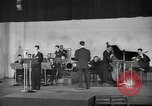 Image of Perry Como and orchestra broadcast song Now New York United States USA, 1943, second 6 stock footage video 65675022249