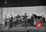 Image of Perry Como and orchestra broadcast song Now New York United States USA, 1943, second 10 stock footage video 65675022249