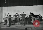 Image of Perry Como and orchestra broadcast song Now New York United States USA, 1943, second 11 stock footage video 65675022249