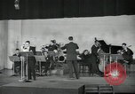 Image of Perry Como and orchestra broadcast song Now New York United States USA, 1943, second 12 stock footage video 65675022249