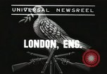 Image of British PM Neville Chamberlain London England United Kingdom, 1938, second 2 stock footage video 65675022255