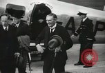 Image of British PM Neville Chamberlain London England United Kingdom, 1938, second 8 stock footage video 65675022255