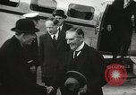 Image of British PM Neville Chamberlain London England United Kingdom, 1938, second 9 stock footage video 65675022255