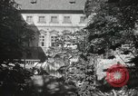Image of American Embassy Prague Czechoslovakia, 1938, second 4 stock footage video 65675022256