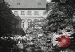 Image of American Embassy Prague Czechoslovakia, 1938, second 5 stock footage video 65675022256